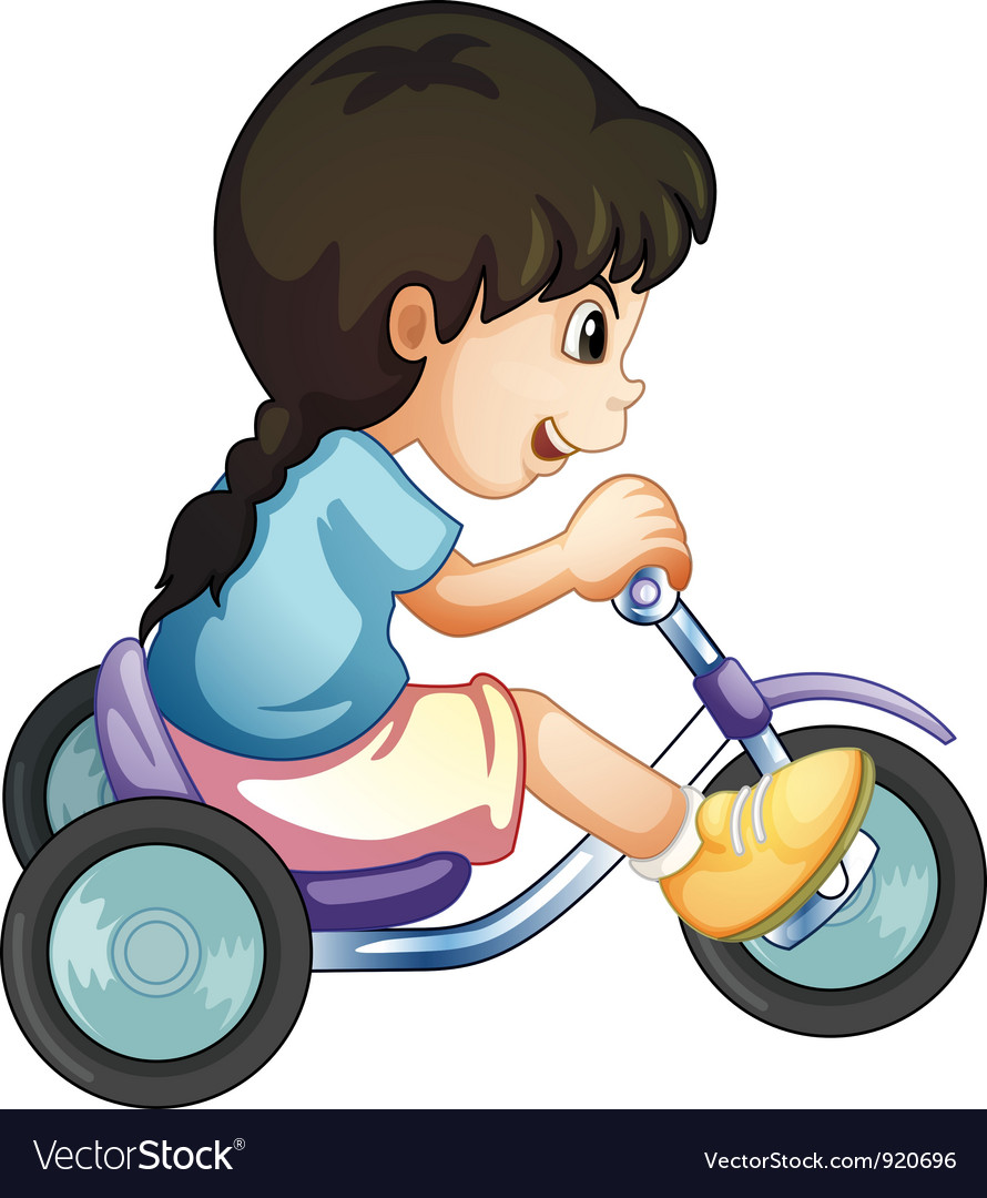 Riding along vector | Price: 3 Credit (USD $3)