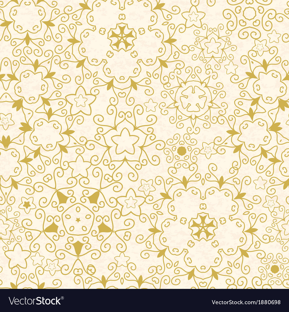 Abstract swirls old paper texture seamless pattern vector | Price: 1 Credit (USD $1)