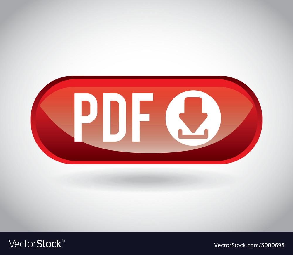 Pdf file design vector | Price: 1 Credit (USD $1)