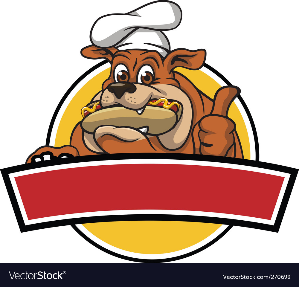Hotdog vector | Price: 1 Credit (USD $1)
