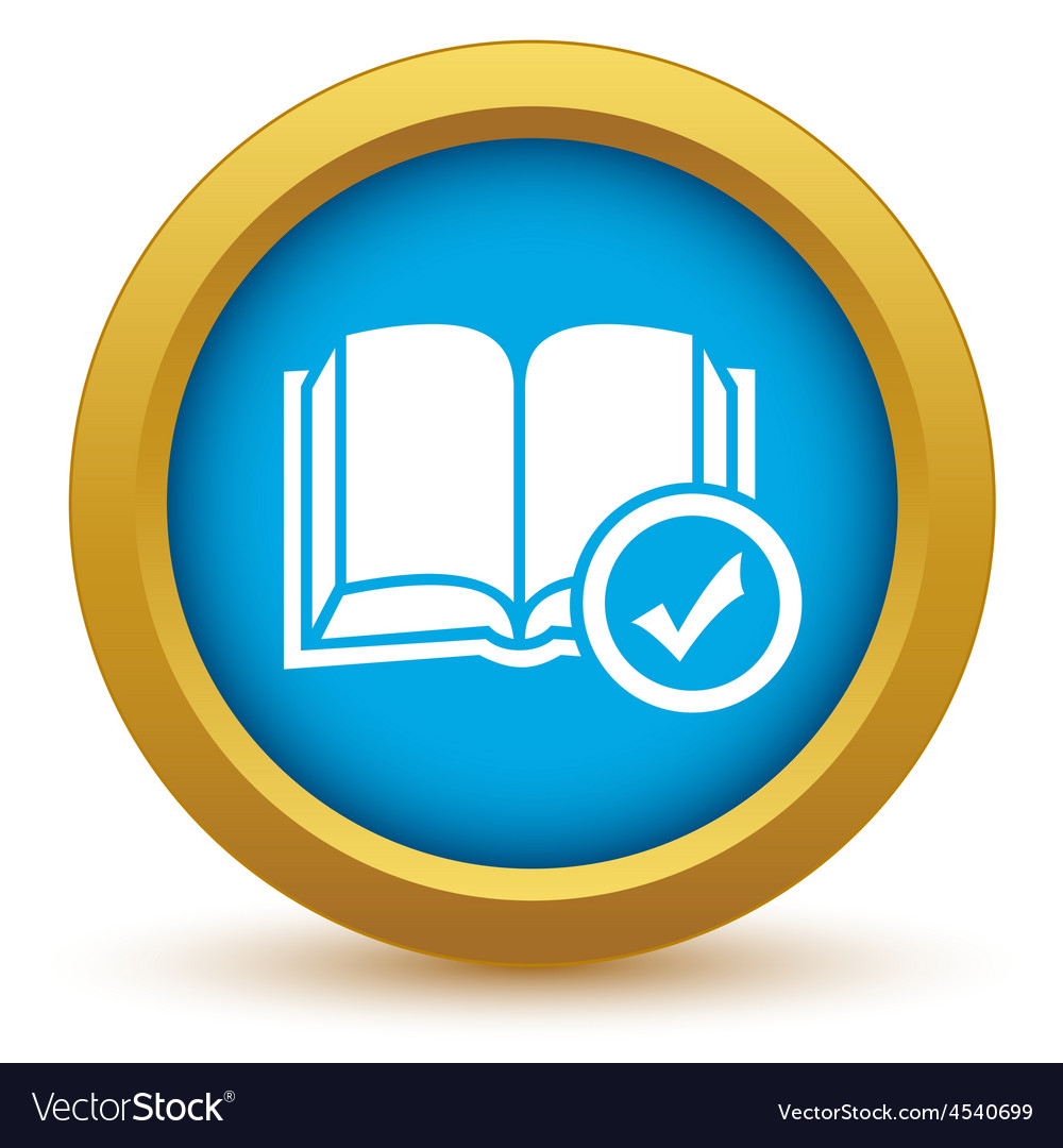 Selected book icon vector | Price: 1 Credit (USD $1)