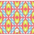 Seamless geometric background mosaic vector