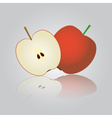 Colorful apple eps10 vector