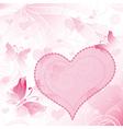 Valentines frame vector