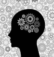 Intelligence human brain vector