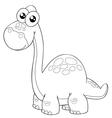 Dinosaur vector