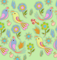 Background bird vector