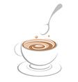 Coffee vector