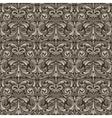 Patina baroque pattern vector