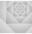 Abstract grey geometric design vector
