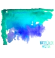Watercolor background for textures vector
