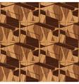 Wooden pattern vector
