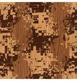 Wooden shatter pattern vector
