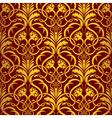 Red seamless wallpaper vector