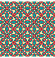Seamless colorful retro pattern vector