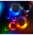 Disco nigth abstract background vector