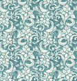 Seamless beige floral pattern in the style of vector