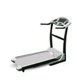 Fitness walking machine vector