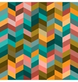 Abstract mosaic bright background vector