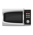 Microwave oven 02 vector