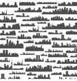 Landscape a background vector