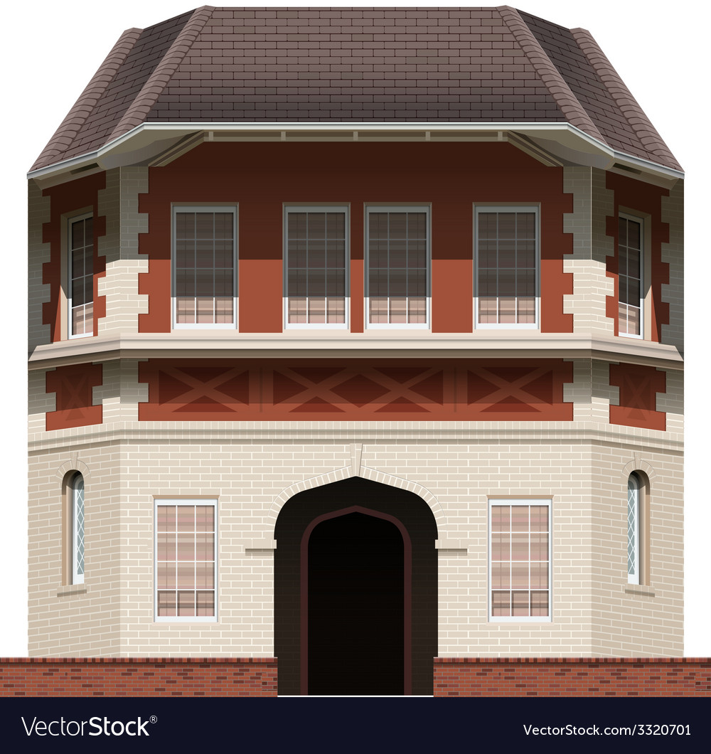 A huge building vector | Price: 1 Credit (USD $1)