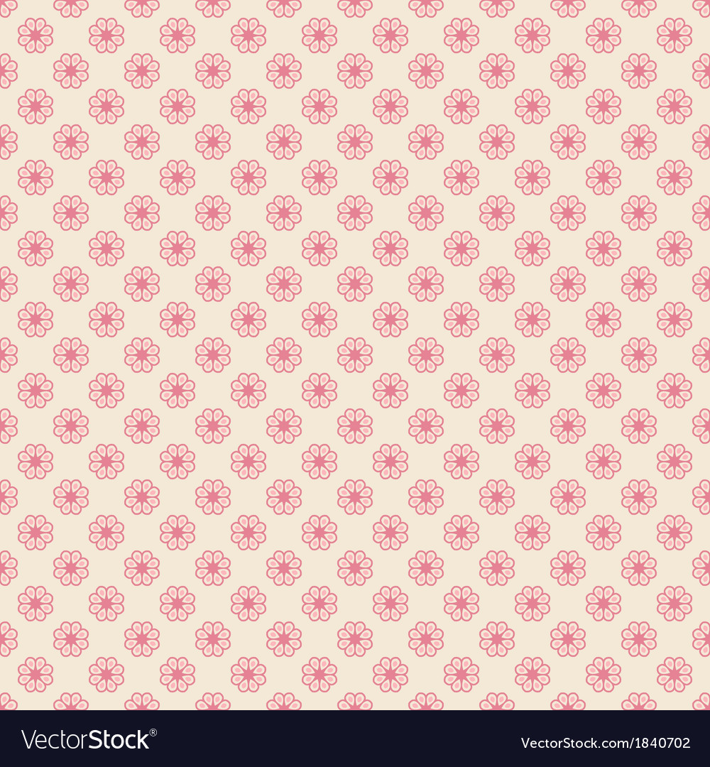 Floral seamless pattern tiling vector   Price: 1 Credit (USD $1)