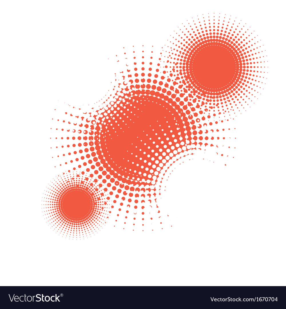 Abstract circles vector | Price: 1 Credit (USD $1)