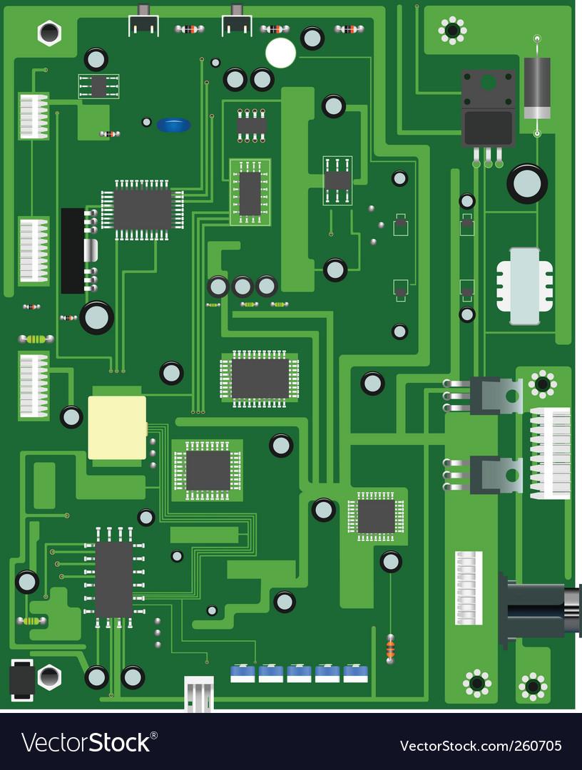 Processor vector | Price: 1 Credit (USD $1)