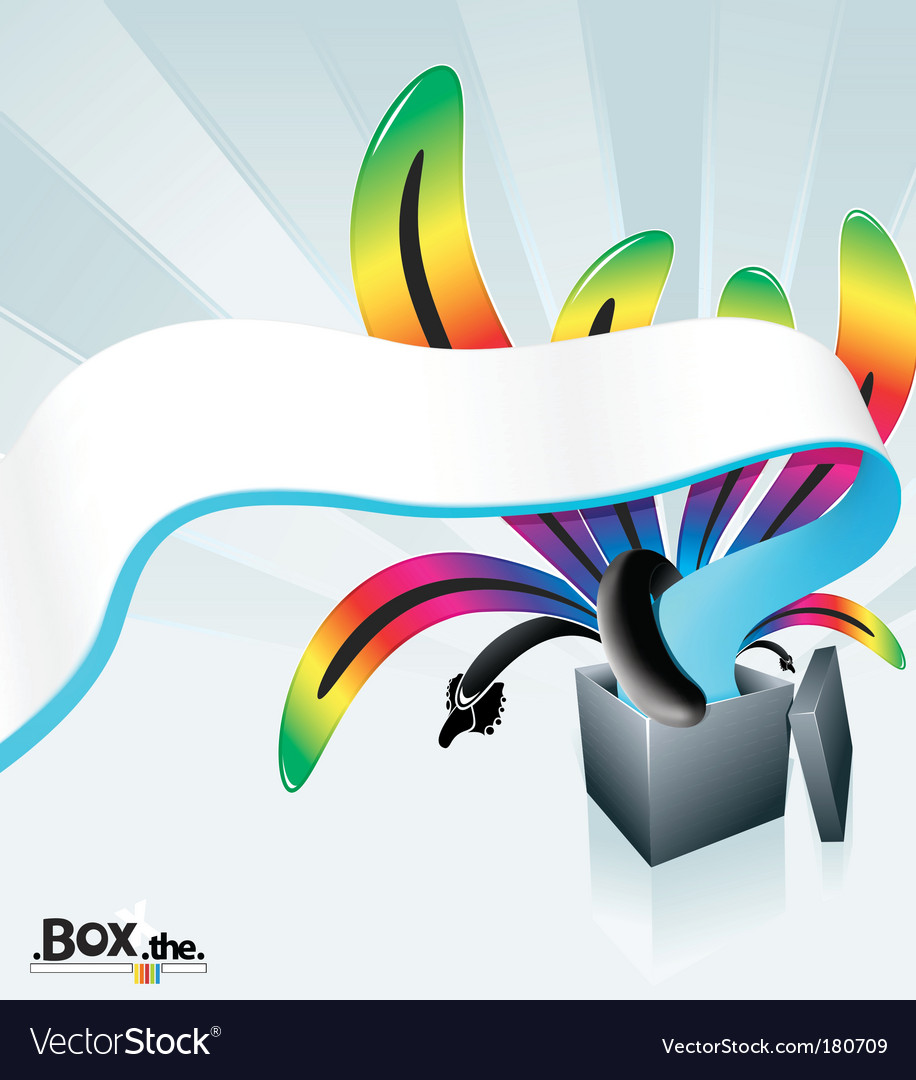 Abstract box vector   Price: 1 Credit (USD $1)