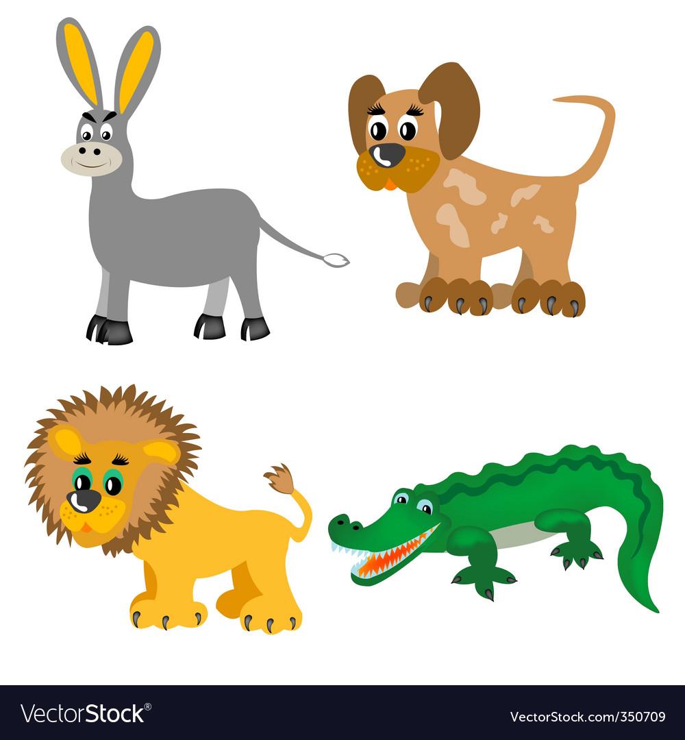 Wildlife vector | Price: 1 Credit (USD $1)