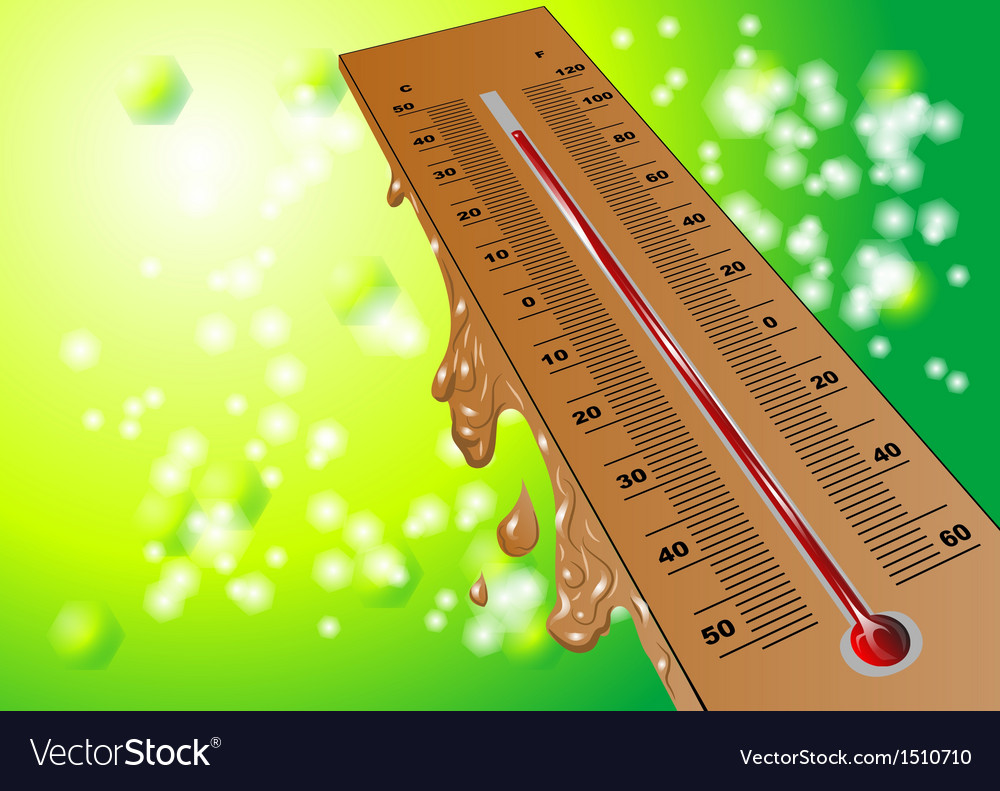 Summer heat vector | Price: 1 Credit (USD $1)