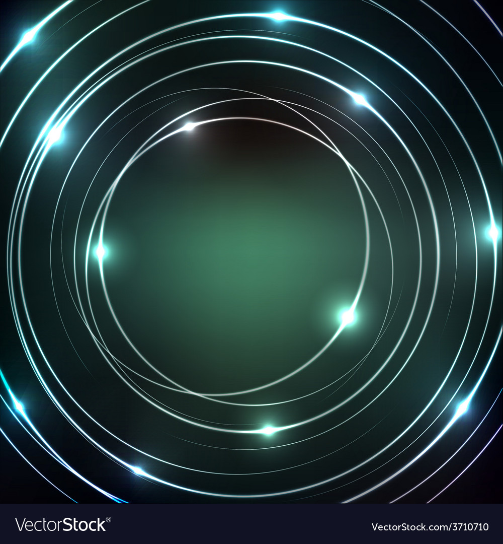 Tech design glowing frame vector   Price: 1 Credit (USD $1)