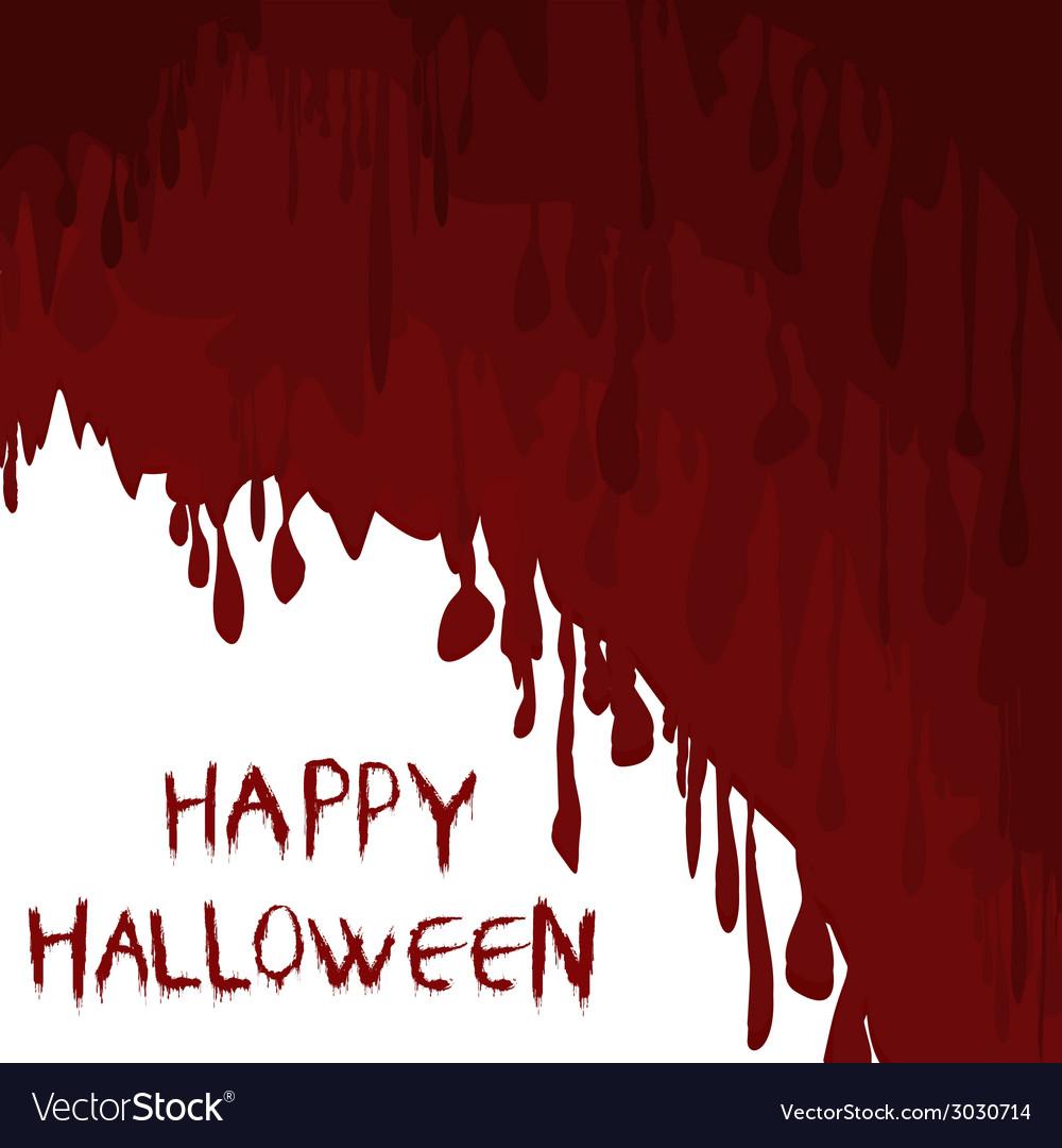 Bloody halloween vector | Price: 1 Credit (USD $1)