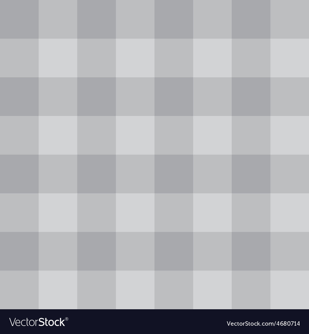 Tile grey plaid pattern vector | Price: 1 Credit (USD $1)