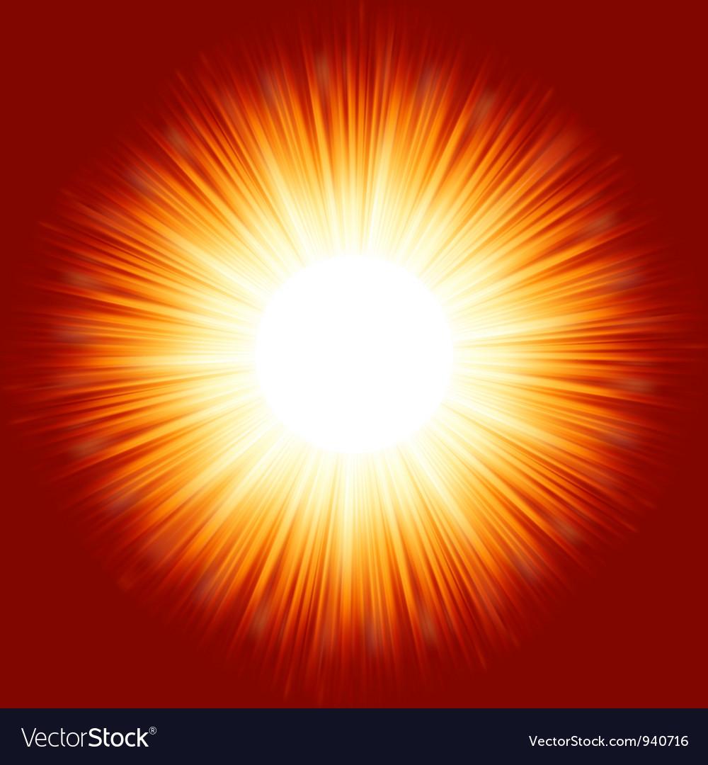Light burst background vector | Price: 1 Credit (USD $1)