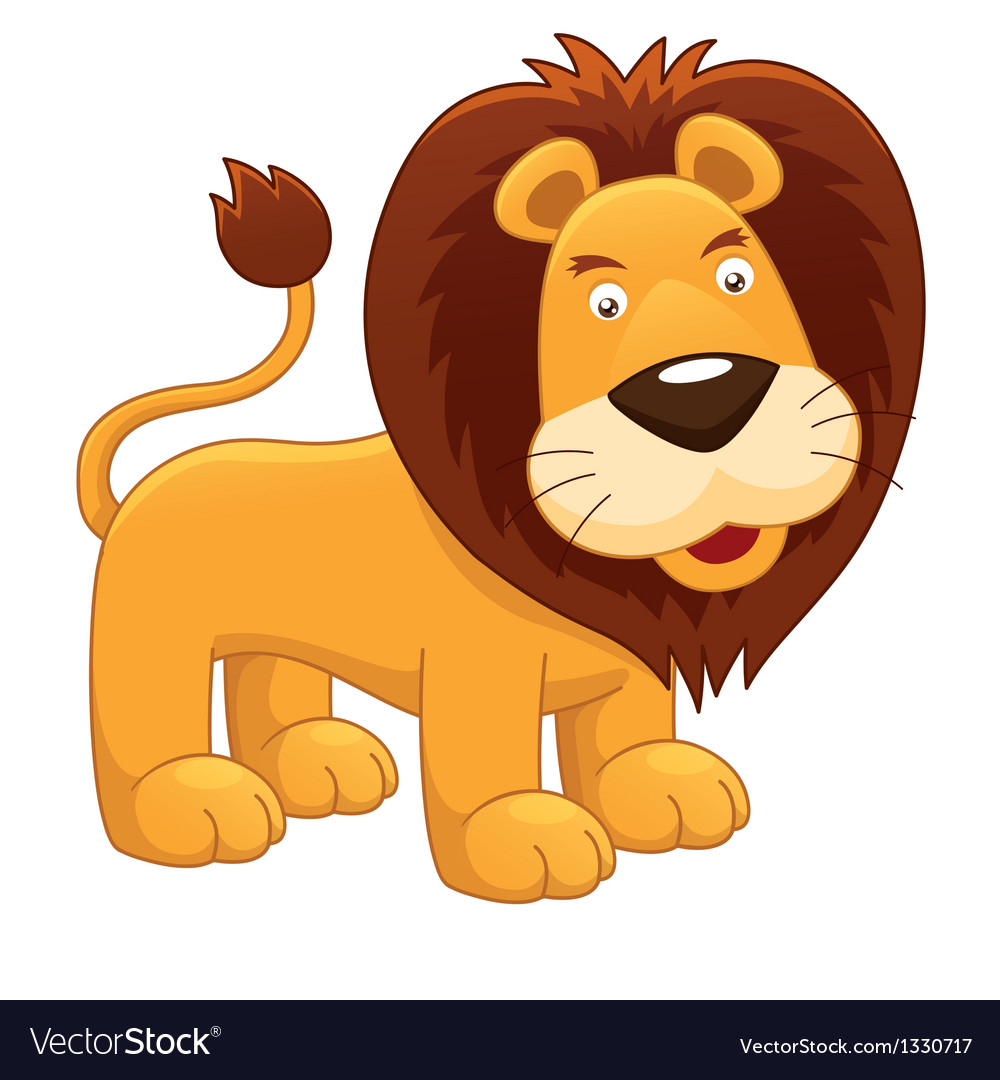 Lion vector | Price: 3 Credit (USD $3)
