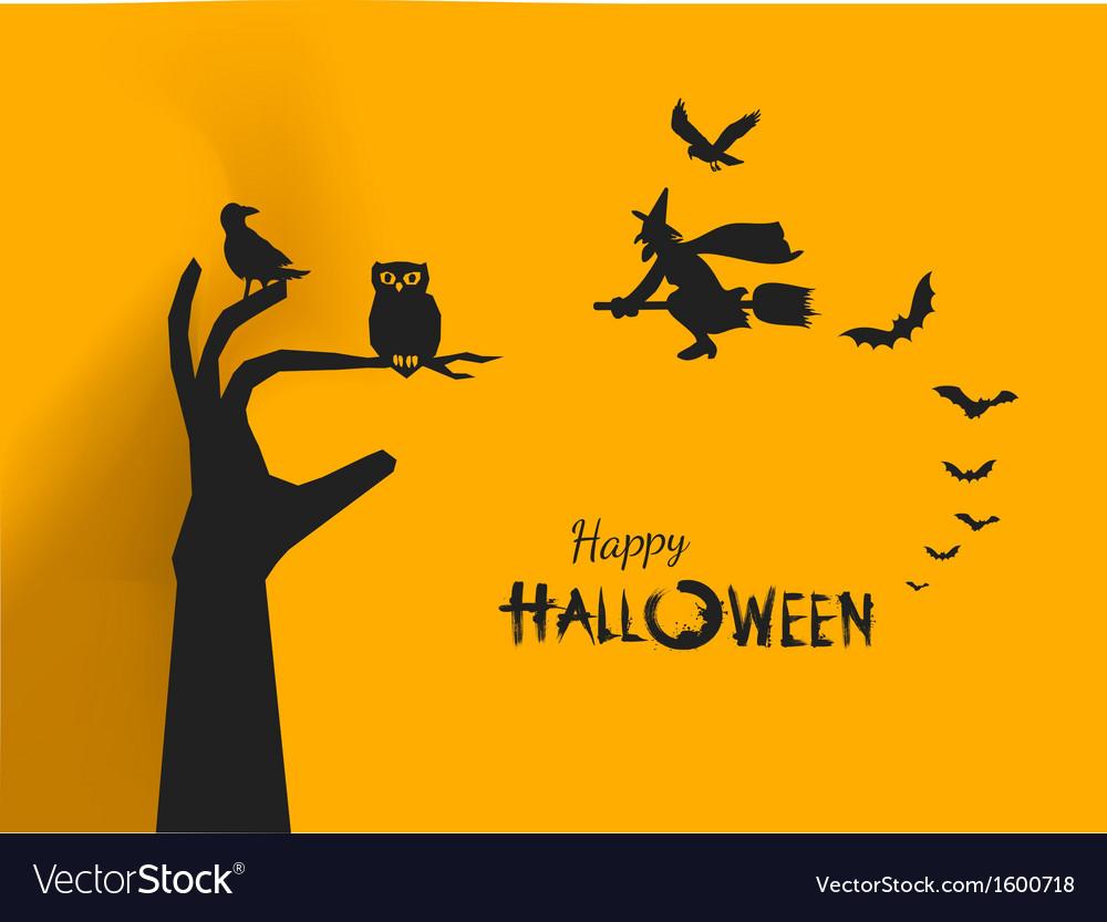 Happy halloween vector | Price: 1 Credit (USD $1)