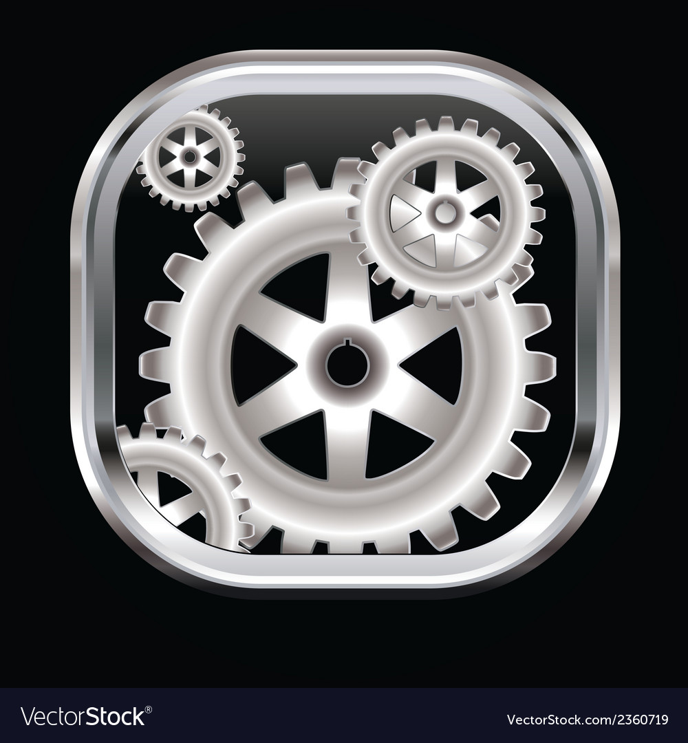 The gears vector | Price: 1 Credit (USD $1)