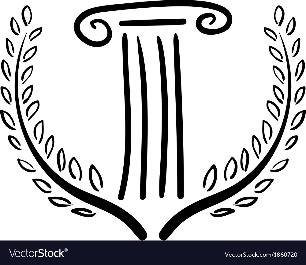 Greek art vector | Price: 1 Credit (USD $1)