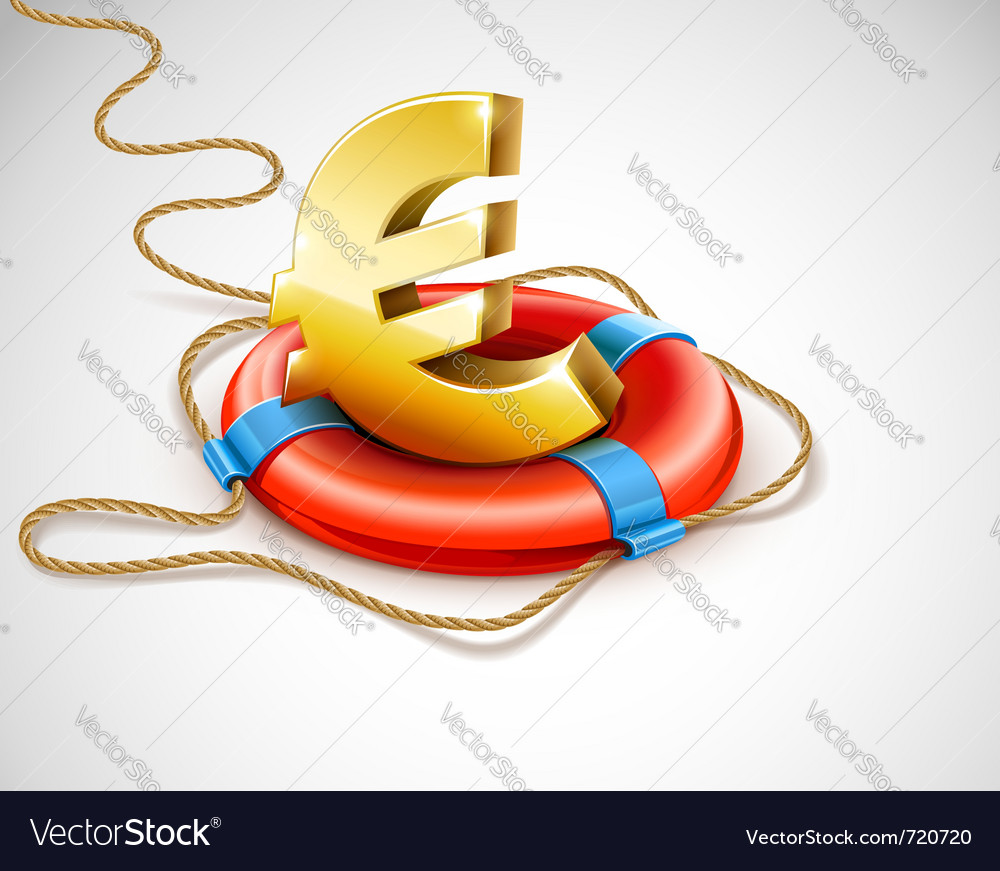 Life buoy rescue ring helps vector | Price: 3 Credit (USD $3)