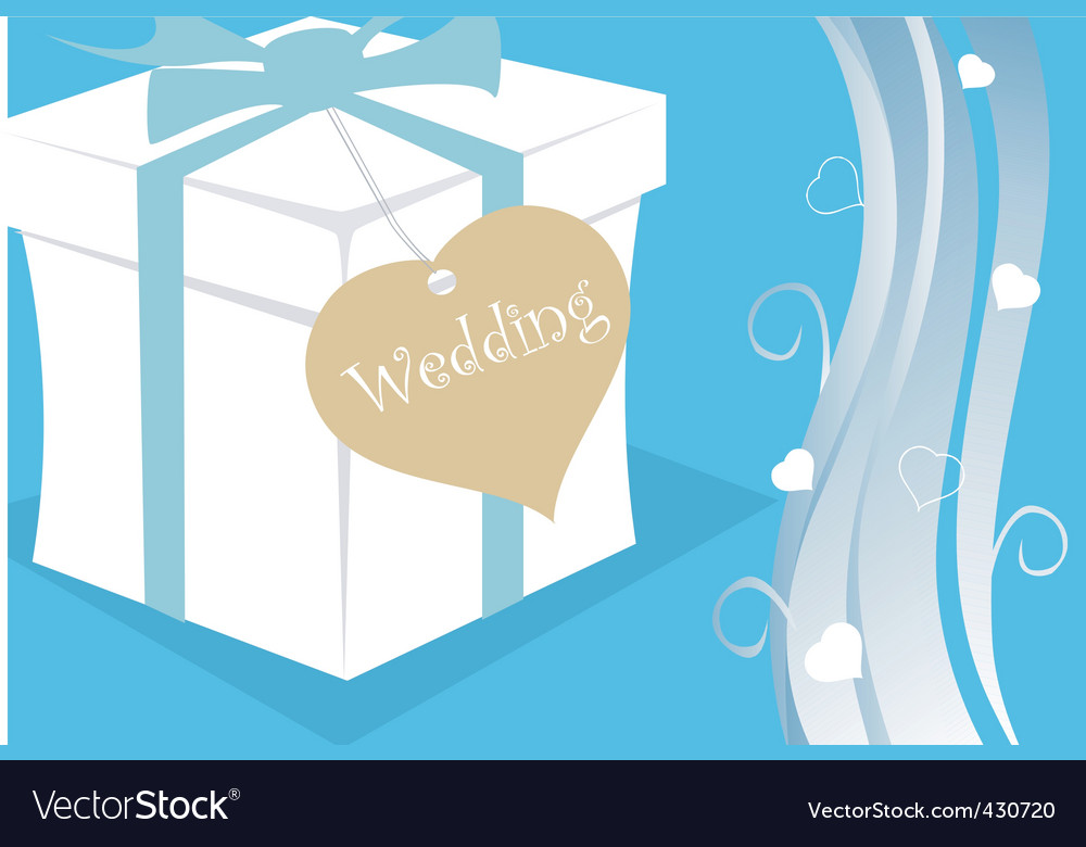Wedding gift packet vector | Price: 1 Credit (USD $1)