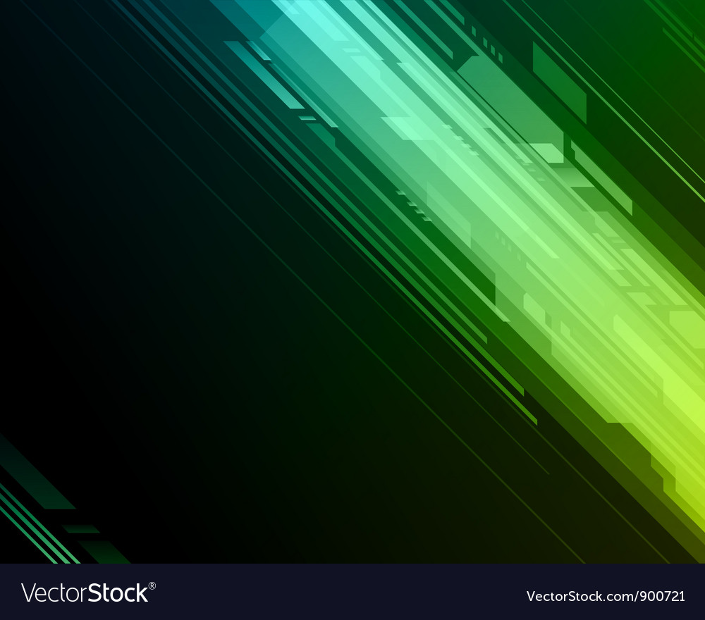 Abstract retro technology lines background vector | Price: 1 Credit (USD $1)