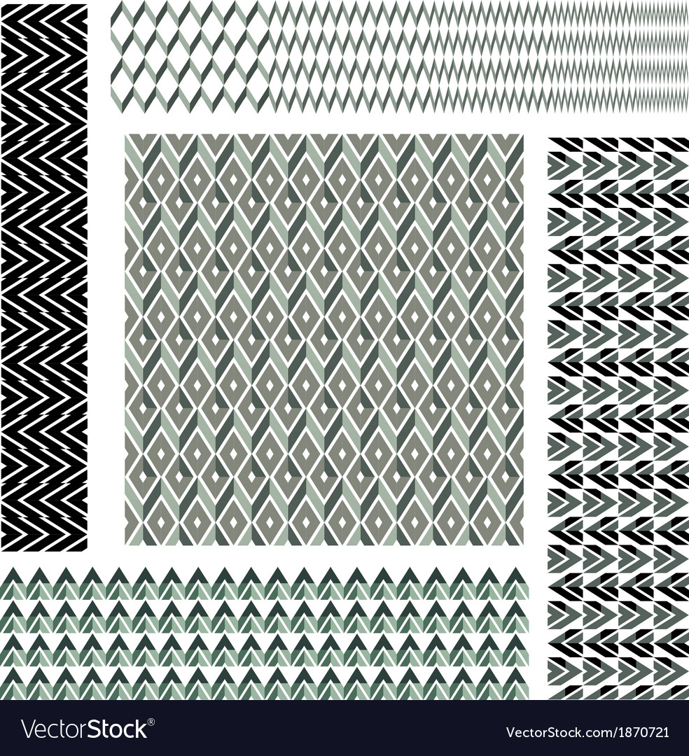 Pattern grey geometric 2 vector | Price: 1 Credit (USD $1)