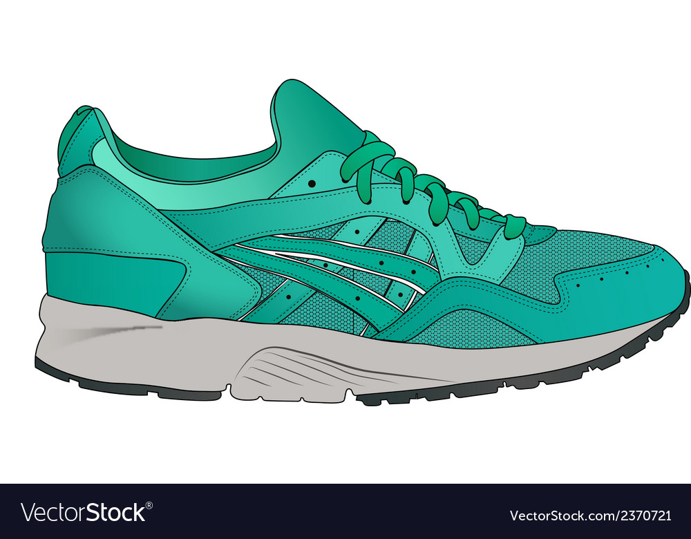 Shoe-3 vector | Price: 1 Credit (USD $1)