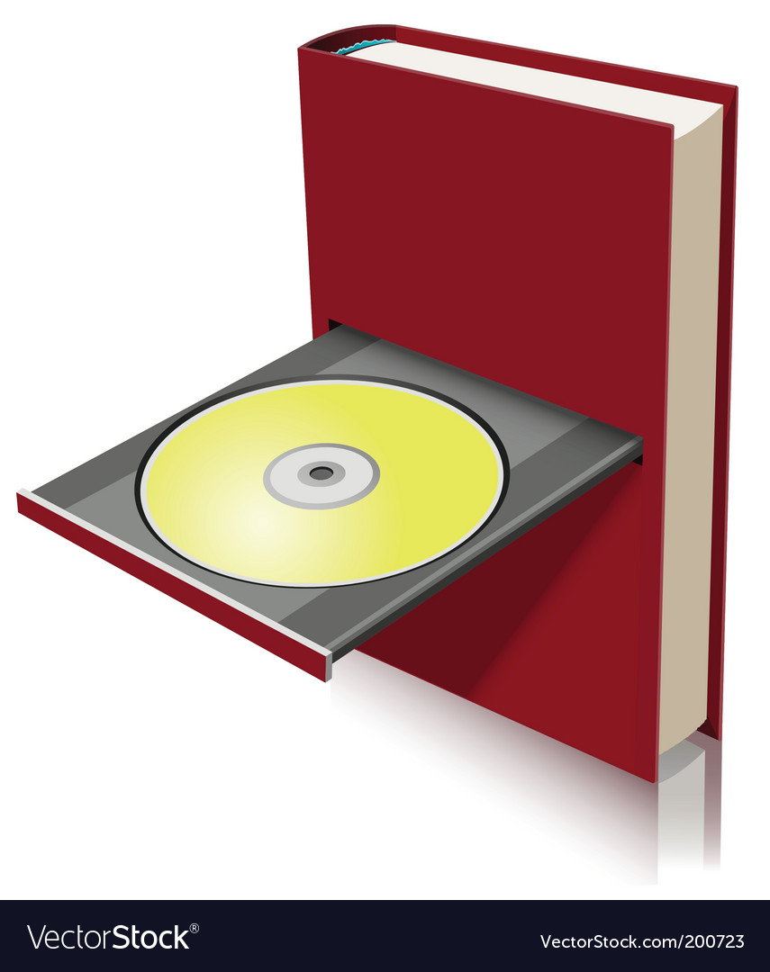 Electronic book vector | Price: 1 Credit (USD $1)
