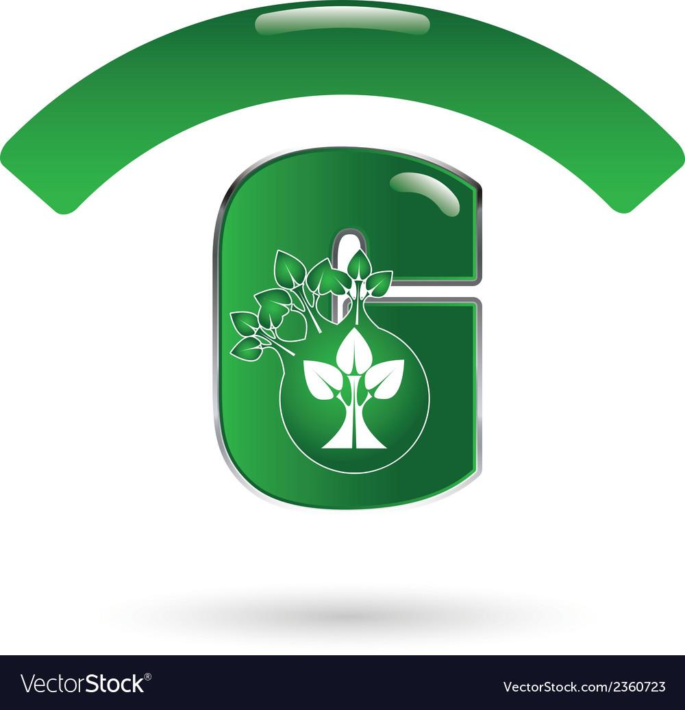 Green c m vector | Price: 1 Credit (USD $1)