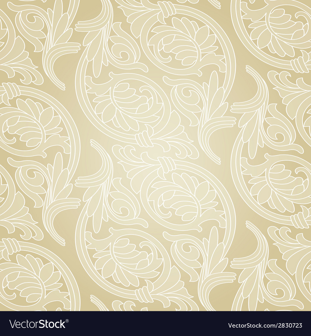 Seamless pattern in traditional islamic motif vector | Price: 1 Credit (USD $1)