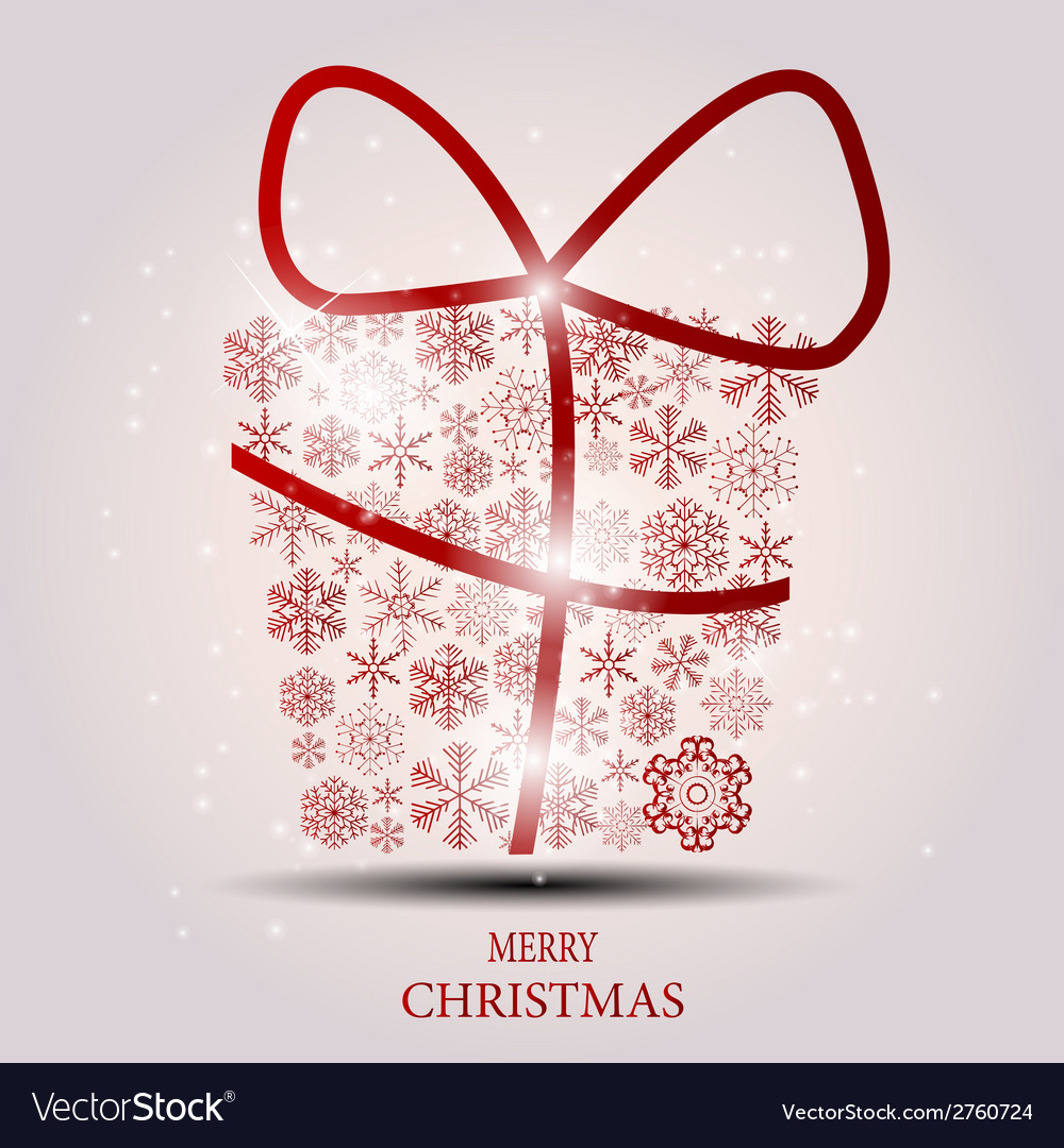 Happy new year and marry christmas background vector | Price: 1 Credit (USD $1)