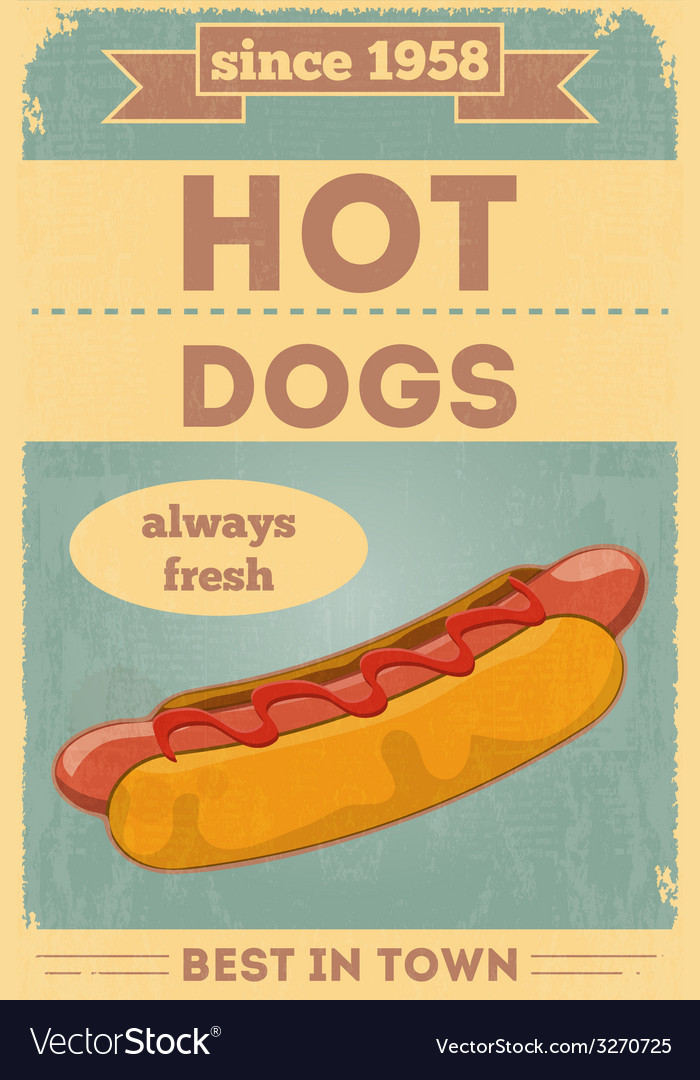 Hot dogs vector   Price: 1 Credit (USD $1)